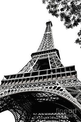 Grateful Dead - Eiffel Tower  by IB Photography