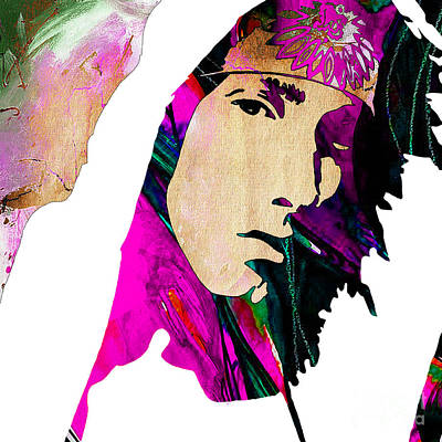Mixed Media - Eminem Collection by Marvin Blaine