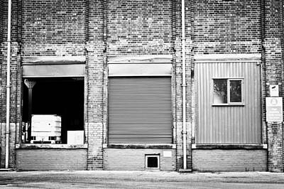 Factory Photograph - Factory by Tom Gowanlock