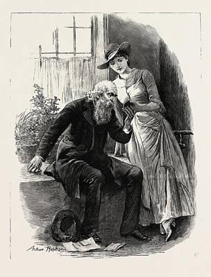 First Person Singular Art Print by Hopkins, Arthur (1848-1930), English