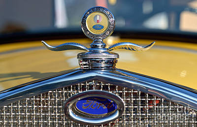 Brand Photograph - 1930 Ford Model A Coupe by George Atsametakis