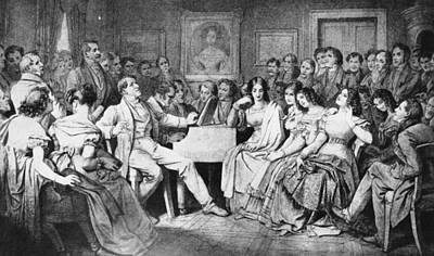 Franz Schubert (1797-1828) Art Print by Granger