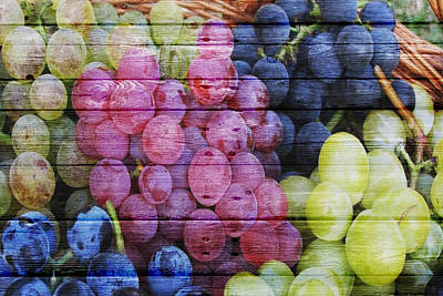 Fruit Art Print