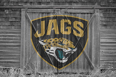 Photograph - Jacksonville Jaguars by Joe Hamilton