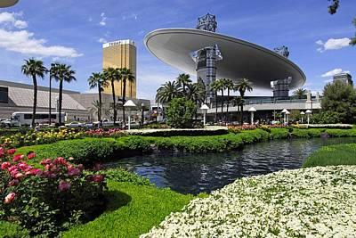 Photograph - Las Vegas by Willie Harper