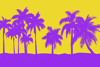 Los Angeles Lakers Art Print