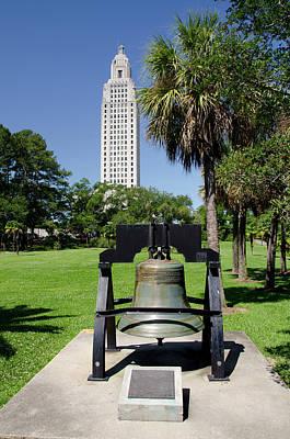 Baton Rouge Photograph - Louisiana, Baton Rouge by Cindy Miller Hopkins