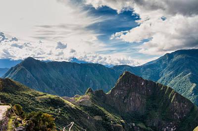 Animal Watercolors Juan Bosco - Machu Picchu by U Schade