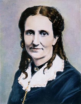 Mary Baker Eddy (1821-1910) Art Print