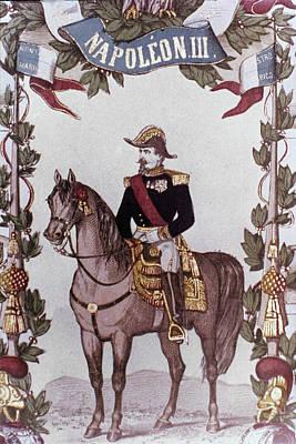 Painting - Napoleon IIi (1808-1873) by Granger