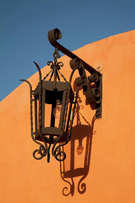 Lamp Worked Photograph - North America, Mexico, San Miguel De by John and Lisa Merrill