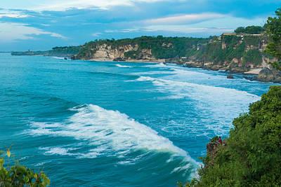 Beers On Tap - Ocean coast at Bali by Nikita Buida