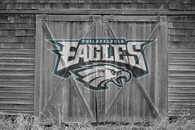 Photograph - Philadelphia Eagles by Joe Hamilton