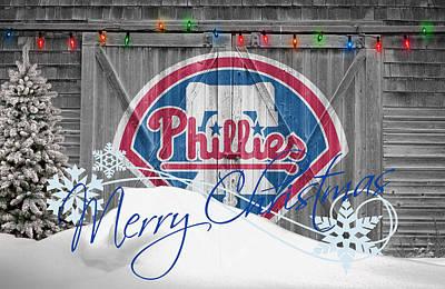 Philadelphia Phillies Art Print by Joe Hamilton