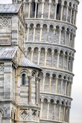 Campanile Photograph - Pisa by Joana Kruse