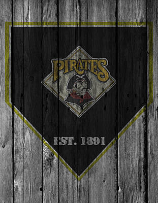 Pittsburgh Pirates Art Print