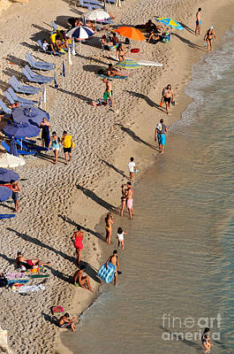 Photograph - Porto Katsiki Beach by George Atsametakis