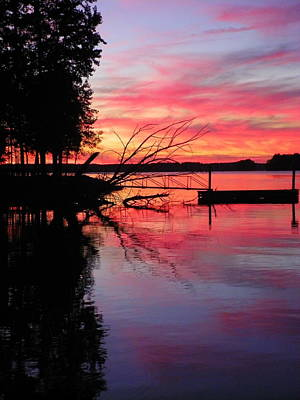 Photograph - Sunset 9 by Lisa Wooten