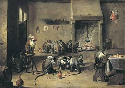 Antwerpen Photograph - Teniers II, David, The Younger by Everett