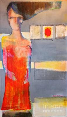 Painting - Untitled  by Khalid Alaani