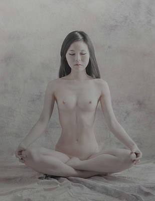 Lotus Wall Art - Photograph - Untitled by Nobuhiro Ishida