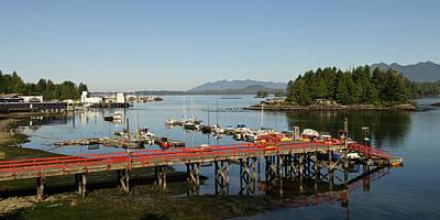 Vancouver Island, Tofino Print by Matt Freedman