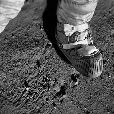 July 21 Photograph - Walking On The Moon by Detlev Van Ravenswaay