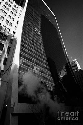 9 West 57th Street Midtown New York City Art Print by Joe Fox
