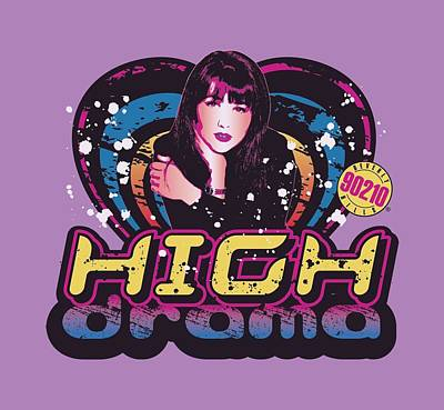 Beverly Hills Digital Art - 90210 - High Drama by Brand A