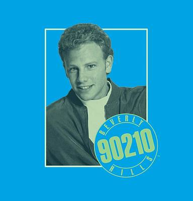 Beverly Hills Digital Art - 90210 - Steve by Brand A