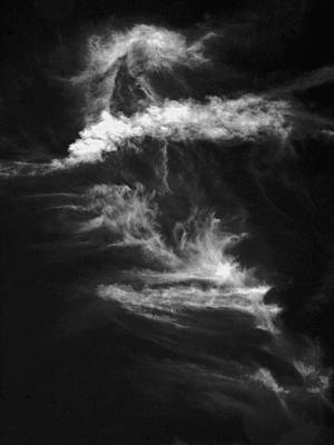 90260a   Nm Cloud Art Print