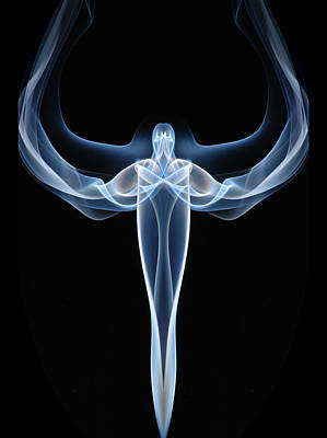 Photograph - 9055 Angelic Spirit Series  by Chris Maher