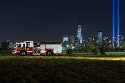 Photograph - 911 by Susan Candelario