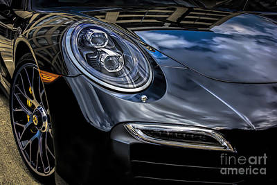 Photograph - 911 Turbo S by Ken Johnson