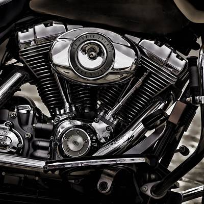 Photograph - 96 Cubic Inches by Ken Smith