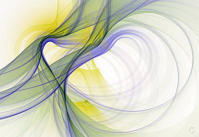 Generative Digital Art - 964 by Lar Matre