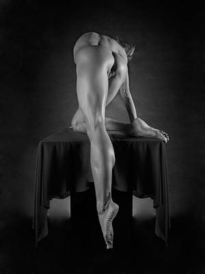 Photograph - 9737 Beautiful Mature Woman Revealing Power And Grace  by Chris Maher