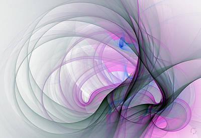 Generative Digital Art - 981 by Lar Matre