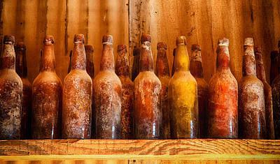 Photograph - 99 Bottles Of Beer On The Wall  by Saija  Lehtonen