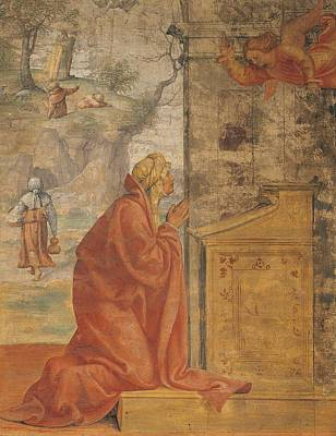 Painted Image Photograph - Italy, Lombardy, Milan, Brera Art by Everett