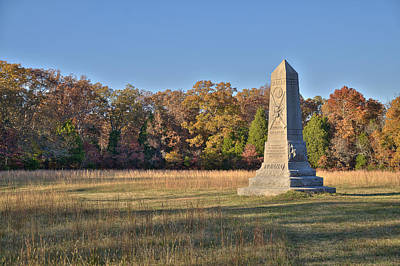 Volunteer Infantry Photograph - 9th Indiana by Mike Talplacido