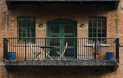 Photograph - A Balcony On The River Aire by Pablo Lopez