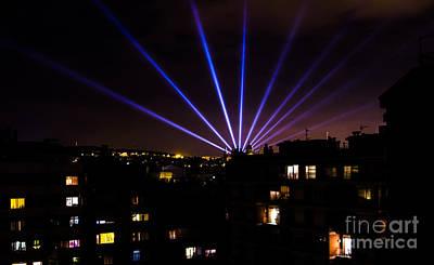 Photograph - A Beacon In The Night by Deborah Smolinske