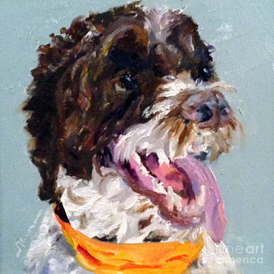 Painting - A Big Smile by Shelley Koopmann