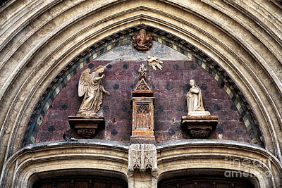Photograph - A Blessing In Avignon by John Rizzuto