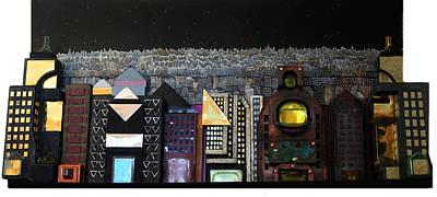 A Block Apart Art Print