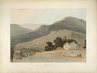 A Boer's House Art Print by British Library