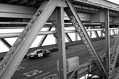 A Bridge Too Far Art Print