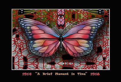 Digital Art - A Brief Moment In Time by George Flay