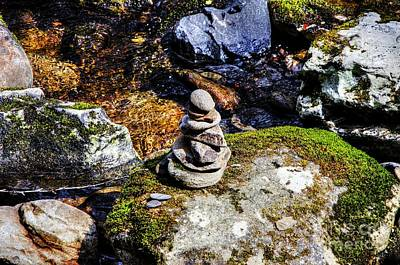 Photograph - A Cairn by Paul Mashburn